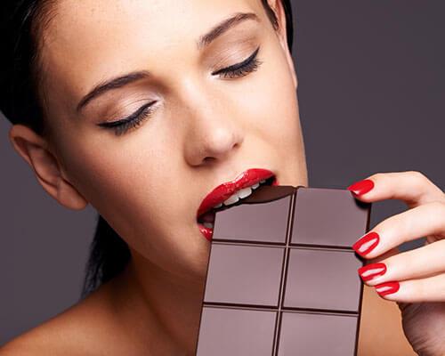 el chocolate no engorda